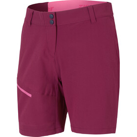Ziener Nedda Shorts Dames, cassis